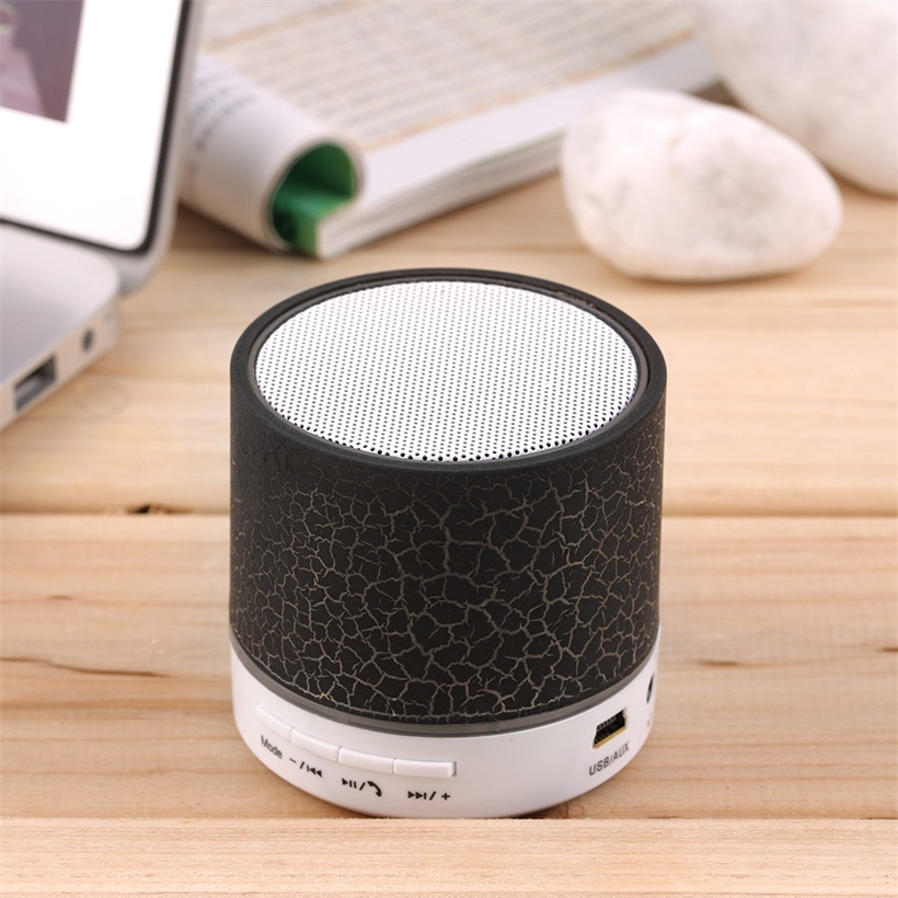 Mini A9 Bluetooth Wireless Speaker TF Portable For Cell Phone Laptop PC QT