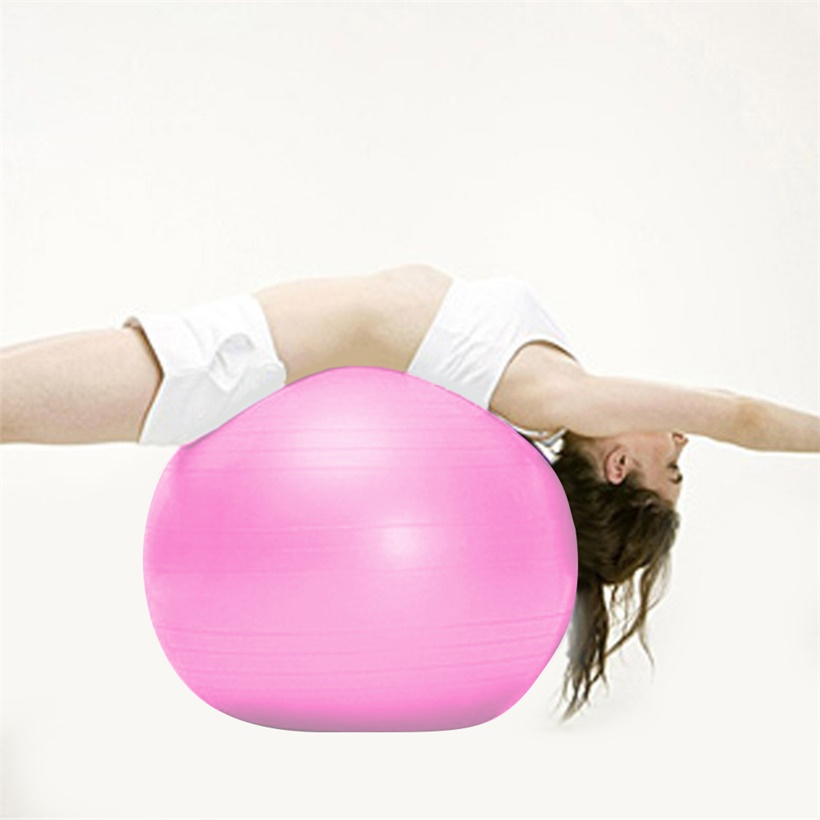 Image result for yoga ball 75cm pink