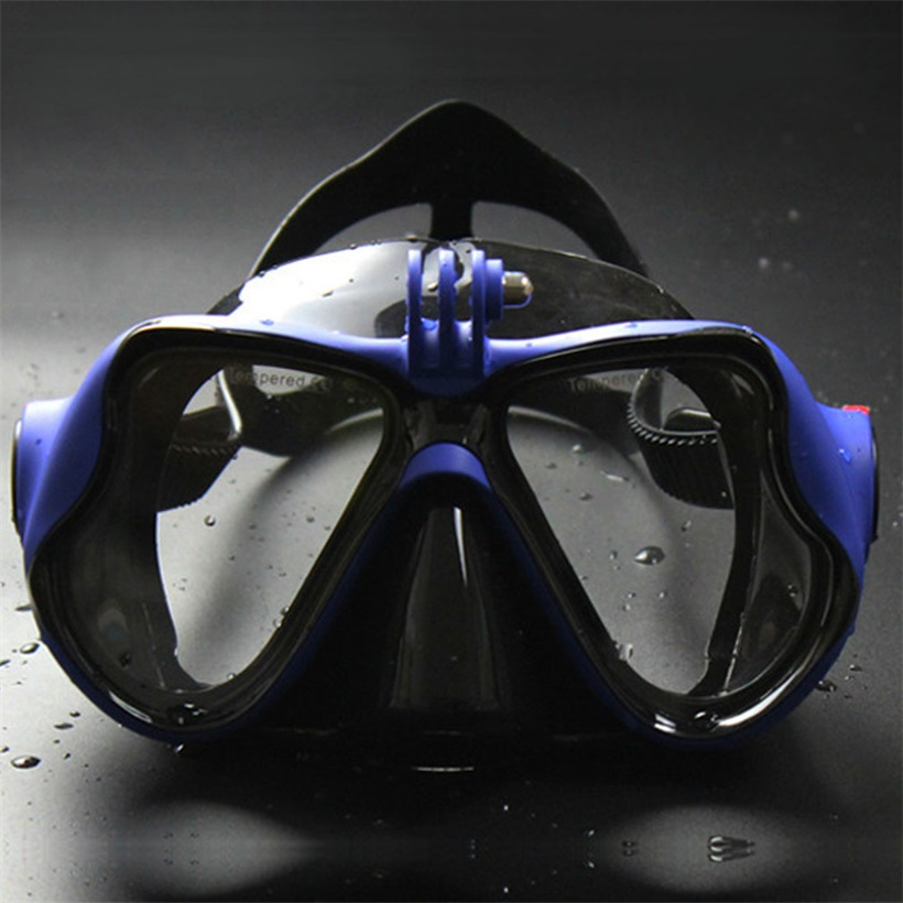 Swim Goggles Under Eye Circles: Underwater Camera Plain Diving Mask Scuba Snorkel Swimming
