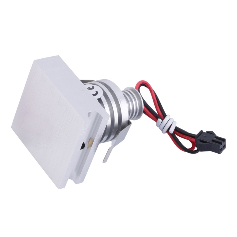 Corner Wall Light Indoor : 1W LED Indoor Square Walkway Step Stair Wall Corner Light Lamp Bulb 85-265V QT eBay