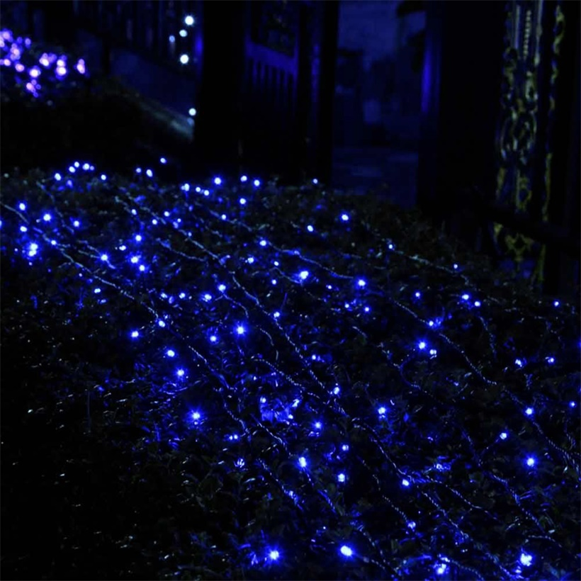 String Lights In Trees: 22m 200 LED Solar Fairy Lights String Trees Christmas