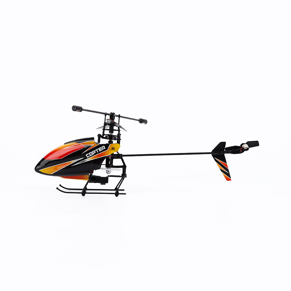 wltoys v911 rc helicopter drone radio 4ch 2 4g single