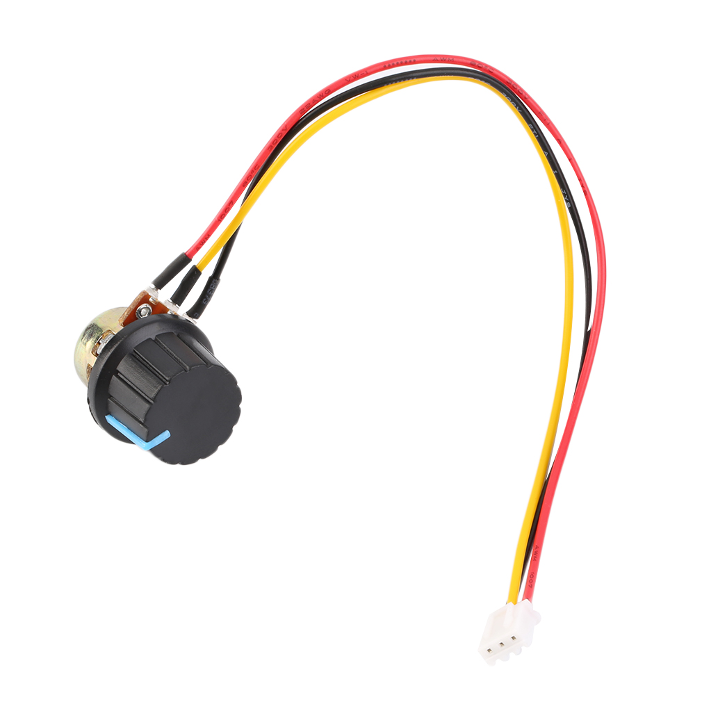 New Dc 6v 90v 15a Dc Motor Speed Control Pwm Switch