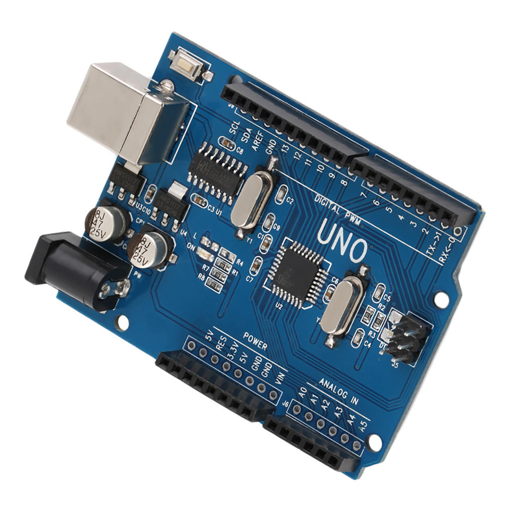 Uno r atmega p development board with boot loader for