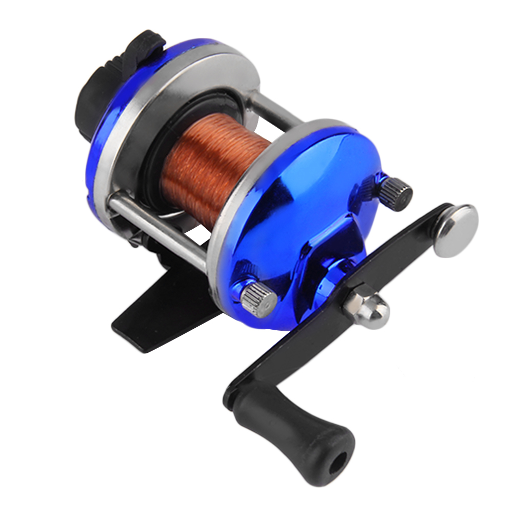 right handed reel round baitcasting fishing reel saltwater