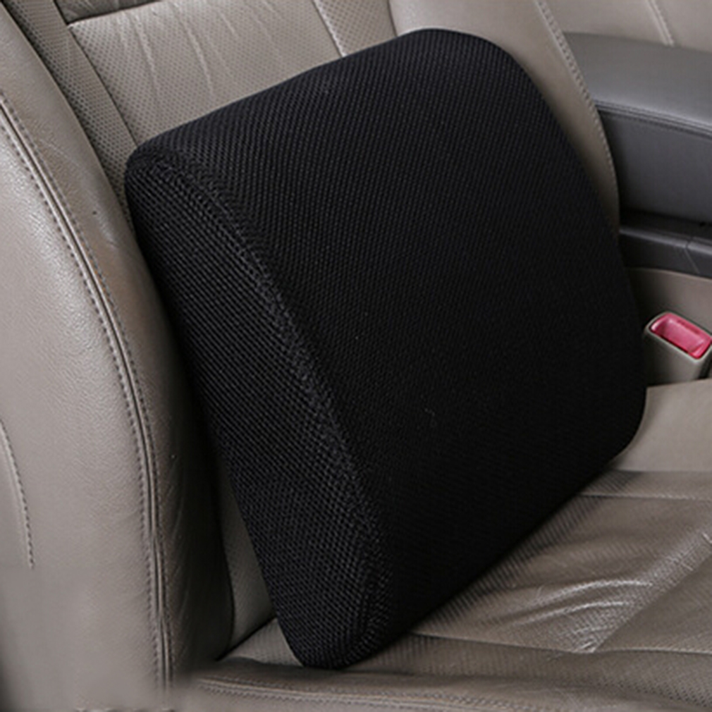 memory foam coccyx orthoped seat back support lumbar cushion home office chair ebay. Black Bedroom Furniture Sets. Home Design Ideas