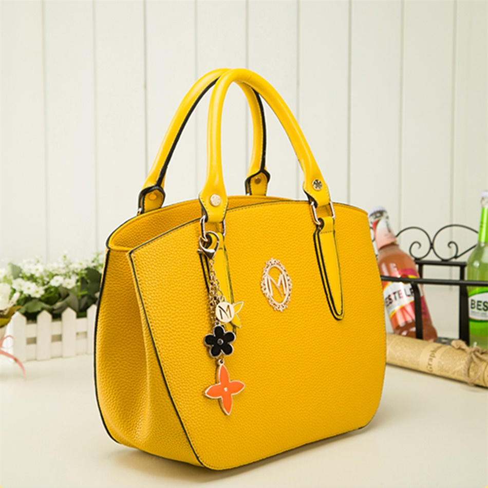 Women Lady Girls Multi Compartments Large Shoulder Tote ...