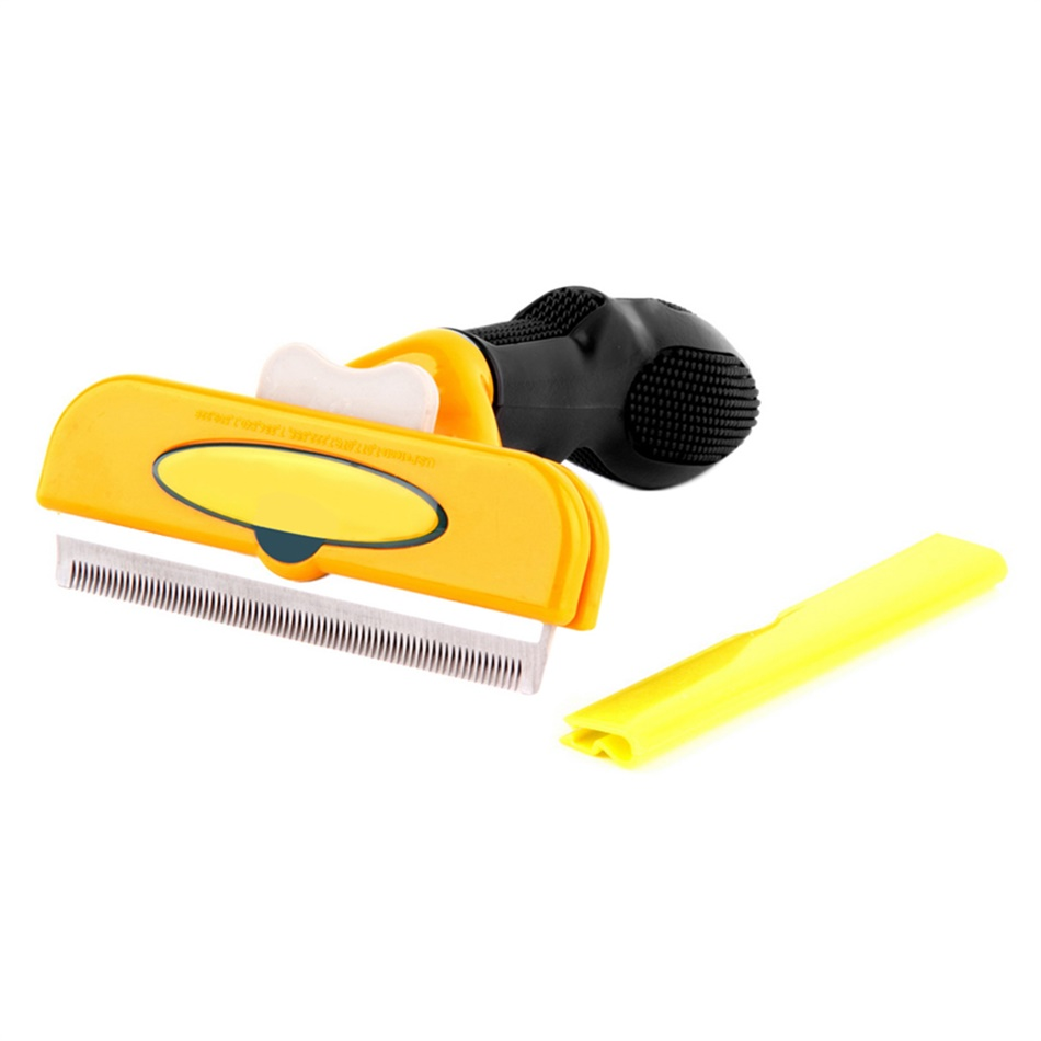 Pet Hair Tool Long Short Grooming Brush Comb For Small Medium&Large Dogs Cats E0