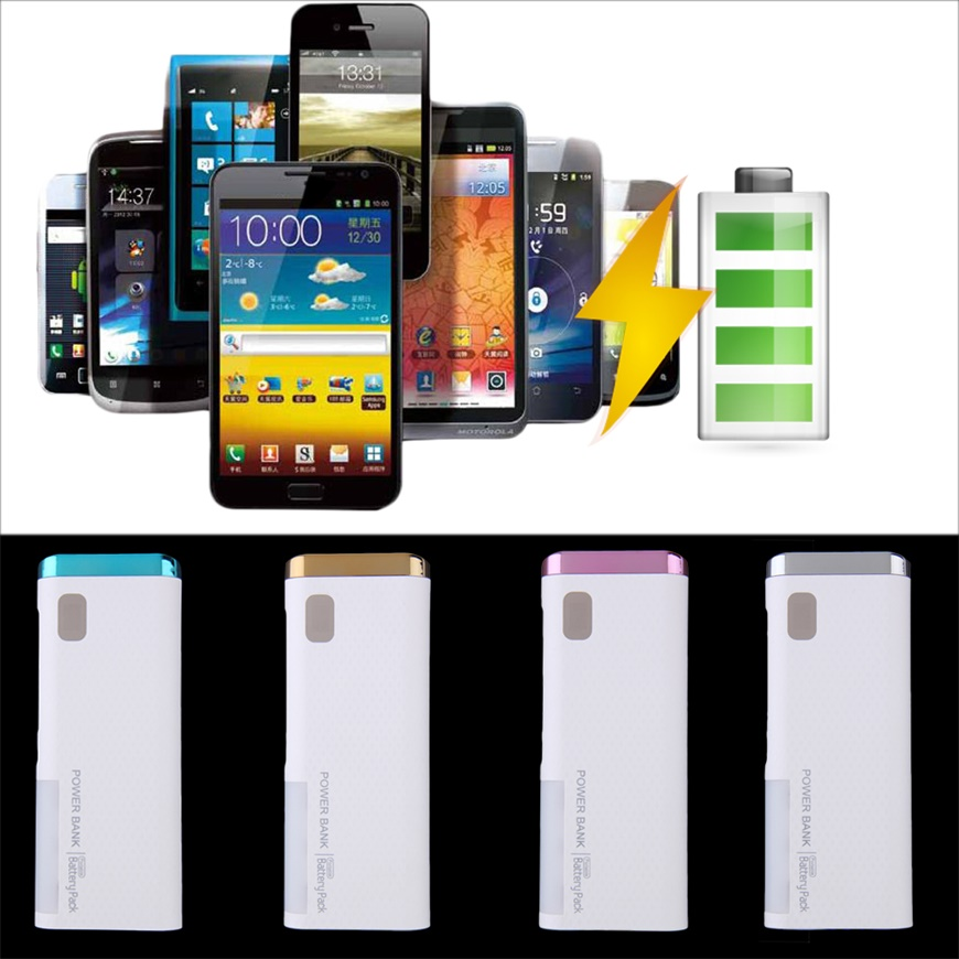 ... Power Bank Battery Charger with Digital LCD Display For Phones BE