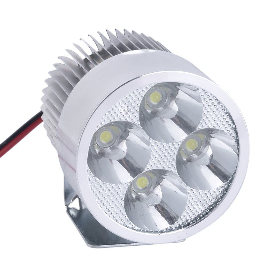 12v 85v 20w super bright led spot light head lamp motor bike car motorcycle be ebay. Black Bedroom Furniture Sets. Home Design Ideas