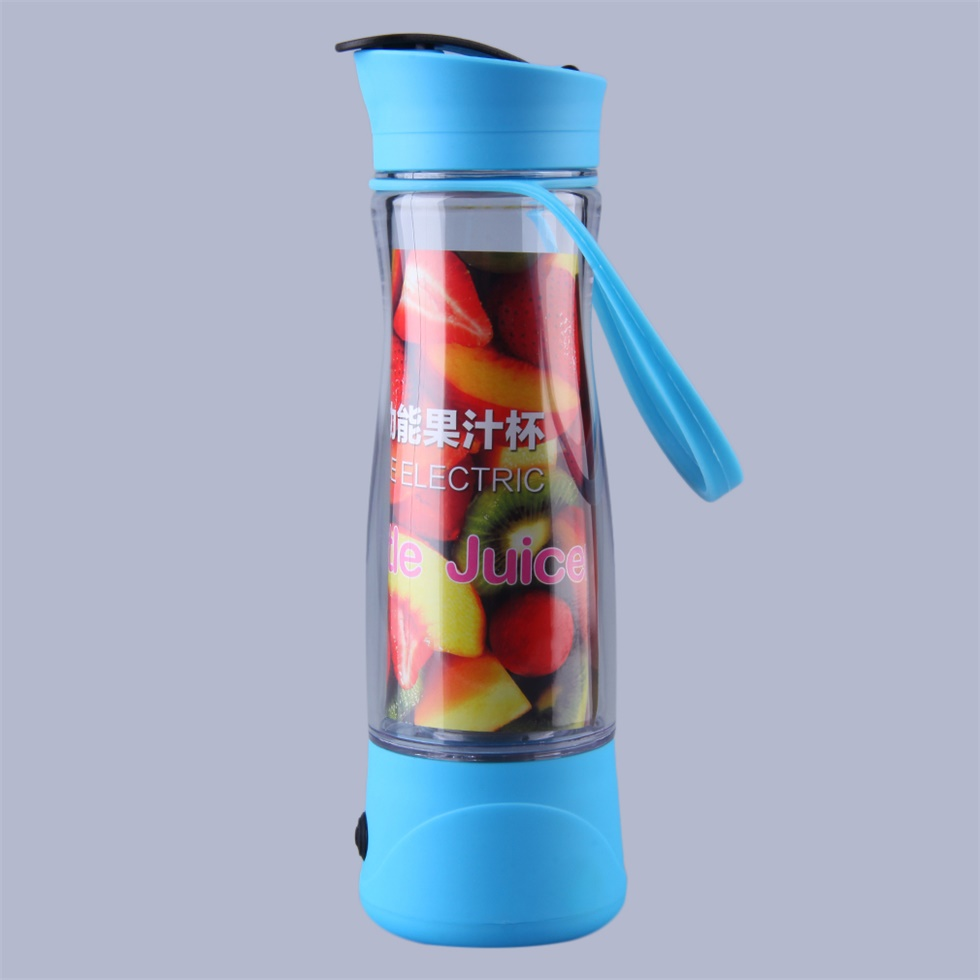 Best Juicer And Smoothie Maker Mini Personal Charge Pattern Juicer Smoothie Puff Fruit ...