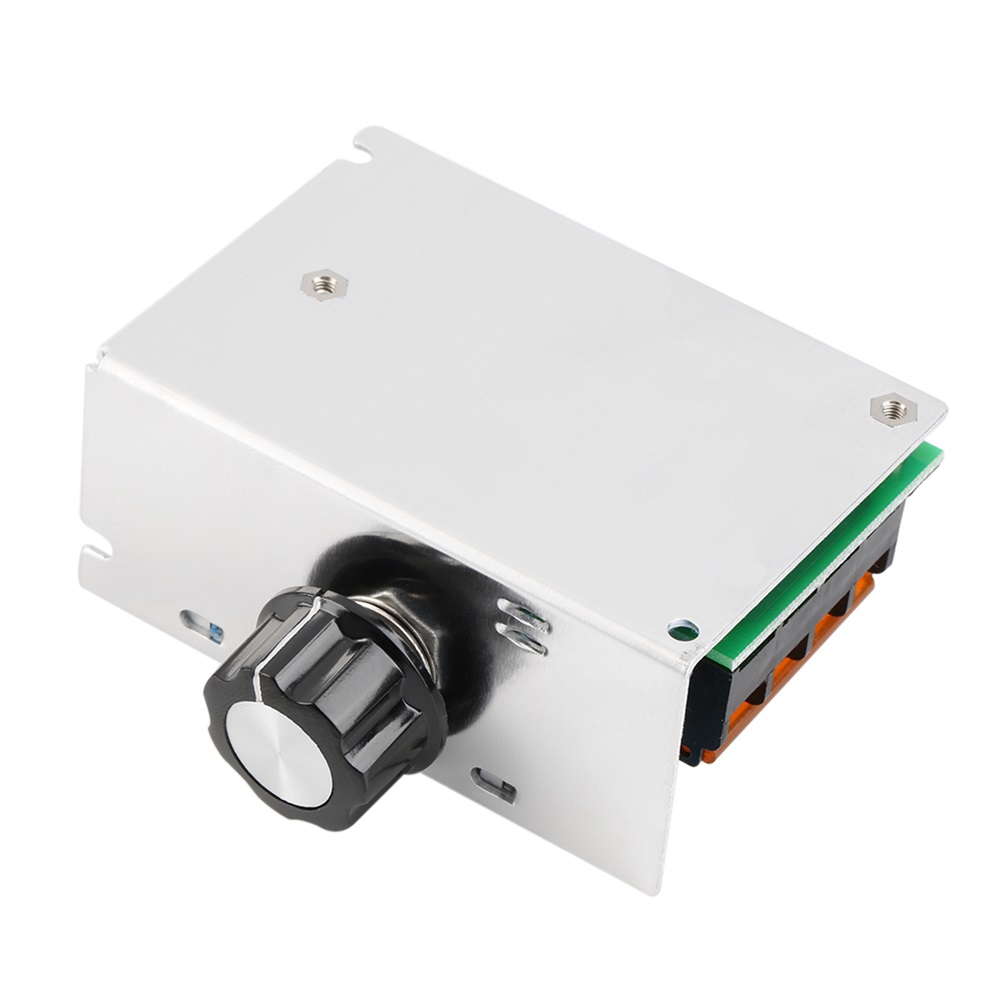 4000w 220v Scr Voltage Regulator Adjust Motor Speed