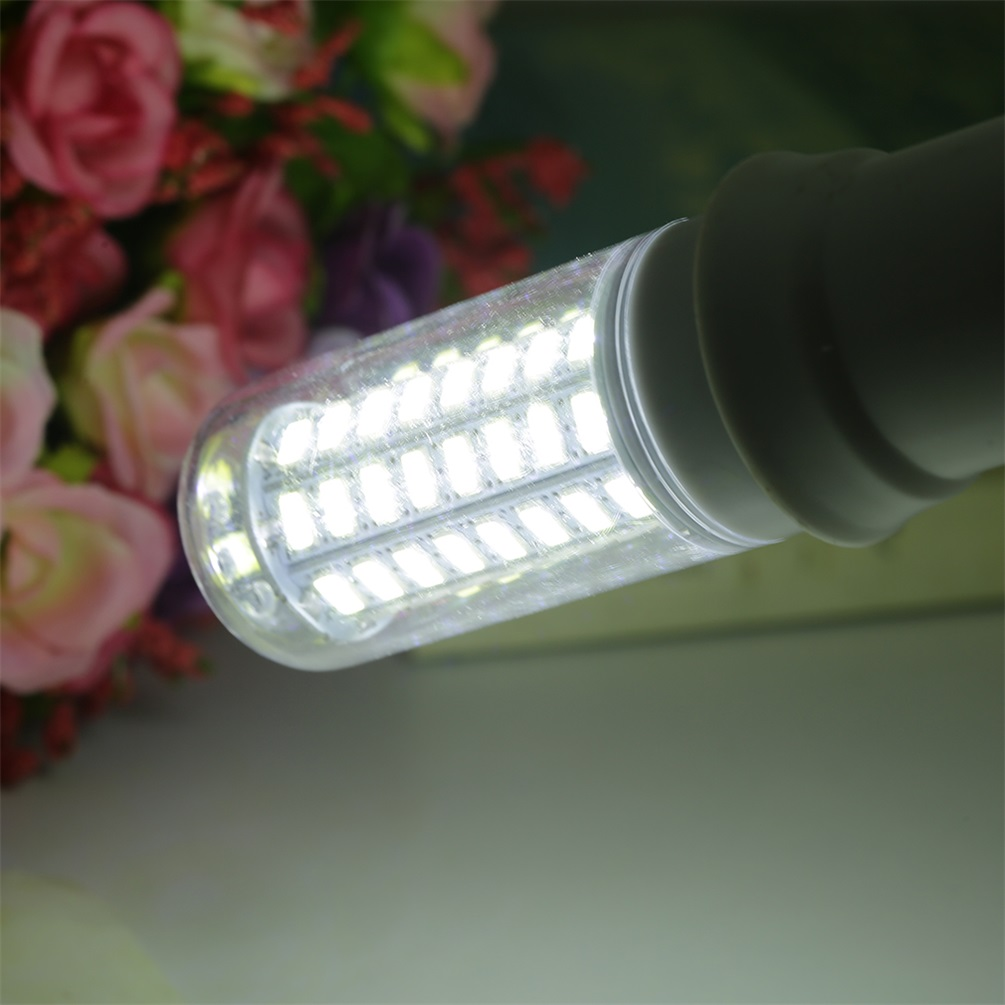 25W E27 72 x 5730 SMD LED Corn Bulb Lamp Cool/Warm White Lights 220V New JK