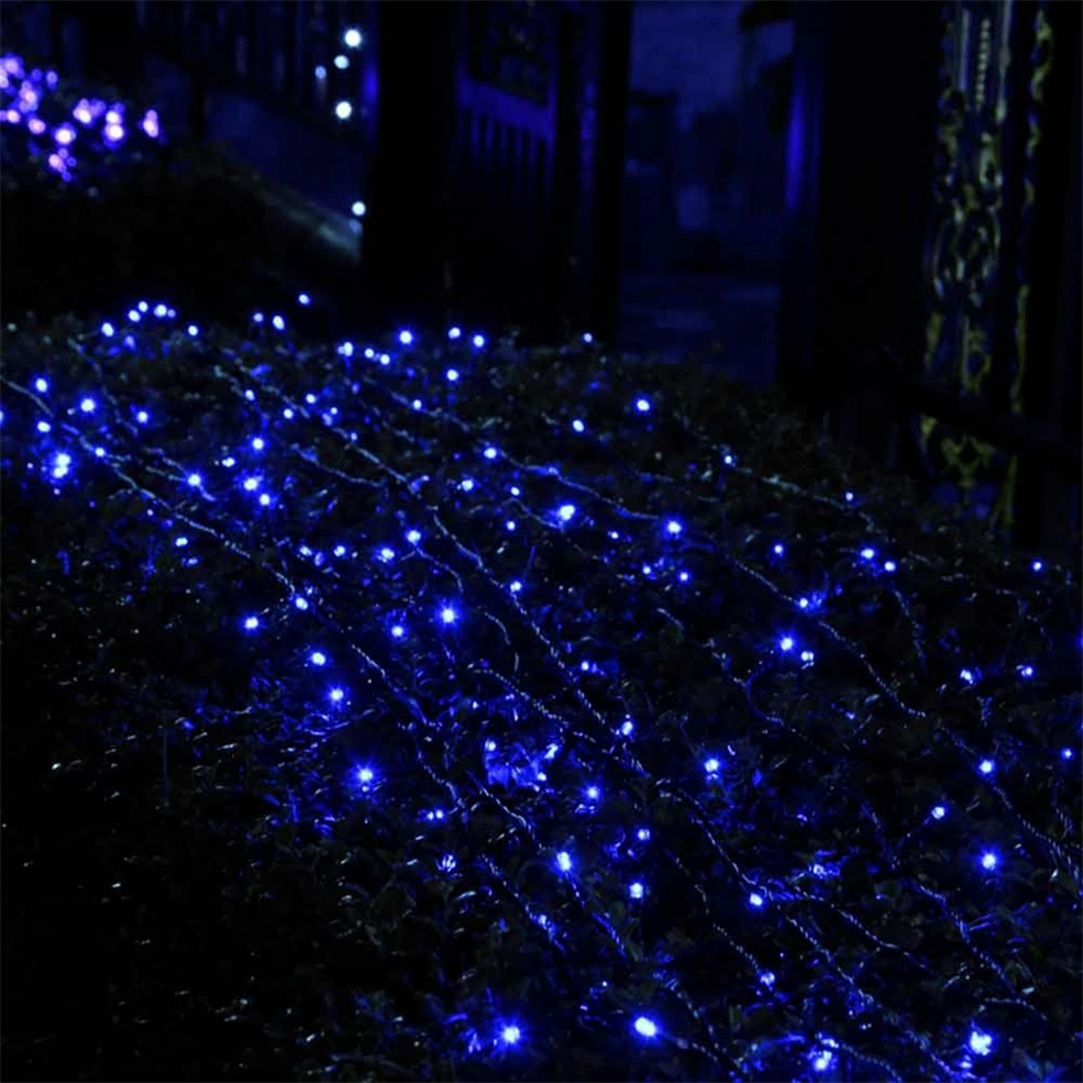 22m 200 LED Solar Fairy Lights String Trees Christmas Party Garden Decor GT eBay