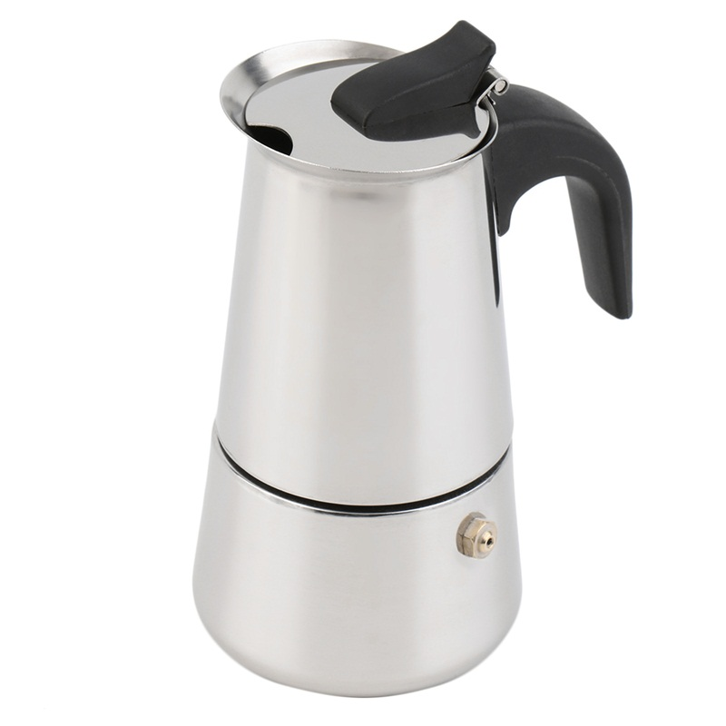 Coffee Maker With Percolator : 2/4/6-Cup Percolator Stove Top Coffee Maker Moka Espresso Latte Stainless Pot IM