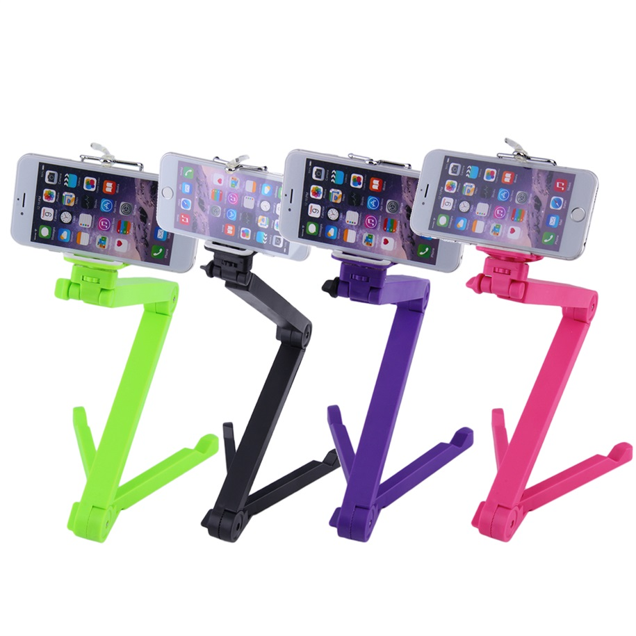 new 3 in 1 travel handheld camera selfie stick phone holder tablet holder oe ebay. Black Bedroom Furniture Sets. Home Design Ideas