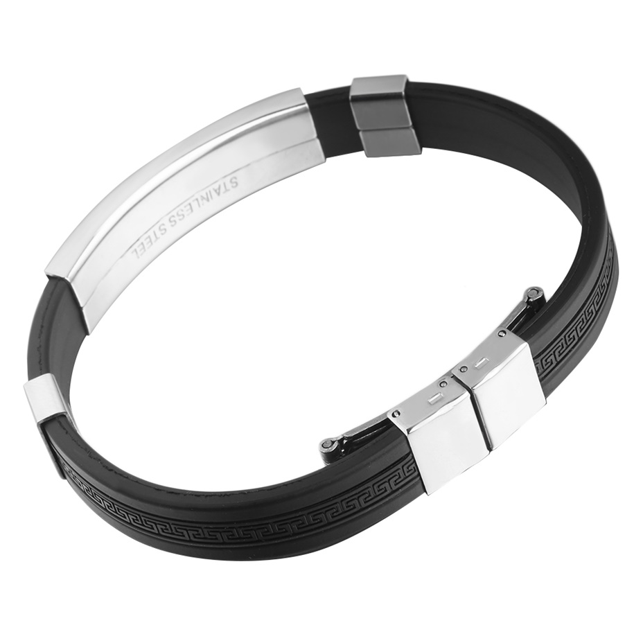 cool-wristbands-for-men-rubber