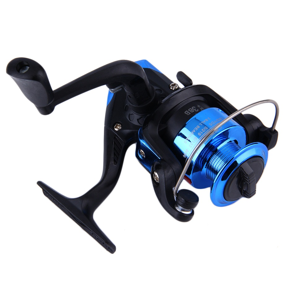 3bb rocker fishing reel spool vessel fish rod sea spinning for How to reel in a fish