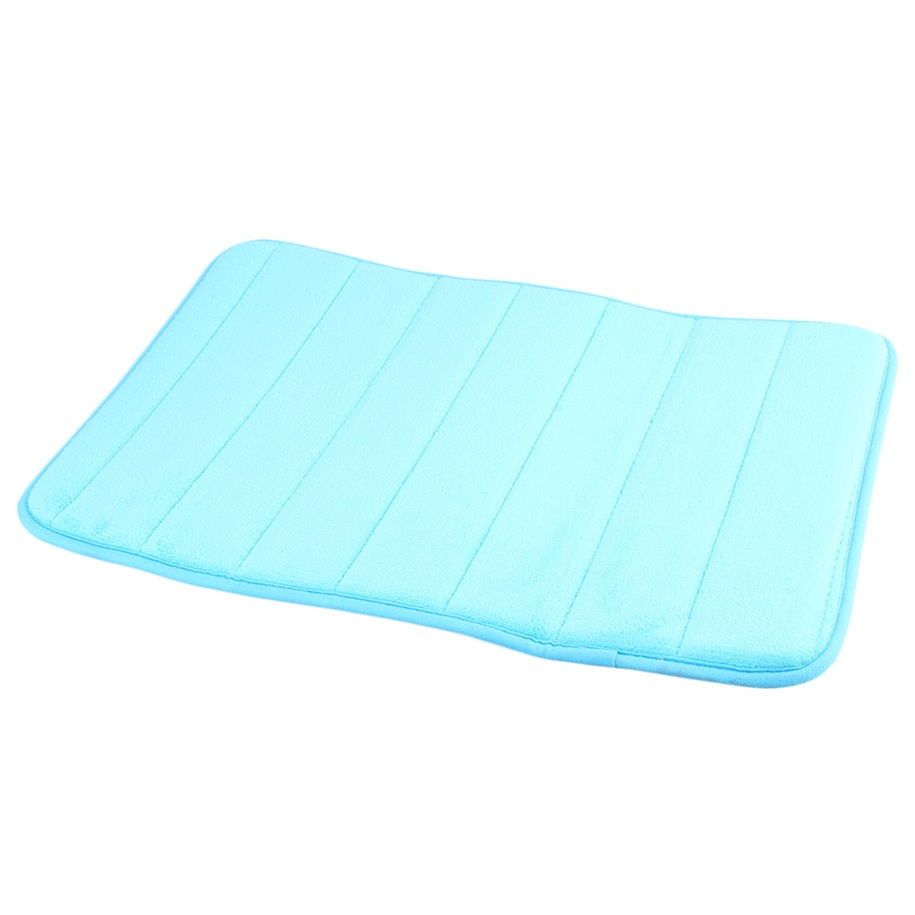 bath mat 40 60cm absorbent slip resistant pad bathroom bath