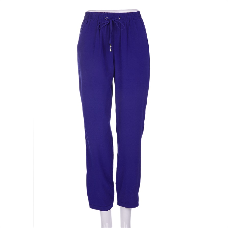 New Womens Casual Harem Baggy Sweat Pants Trousers Slacks Stylish Pants Po
