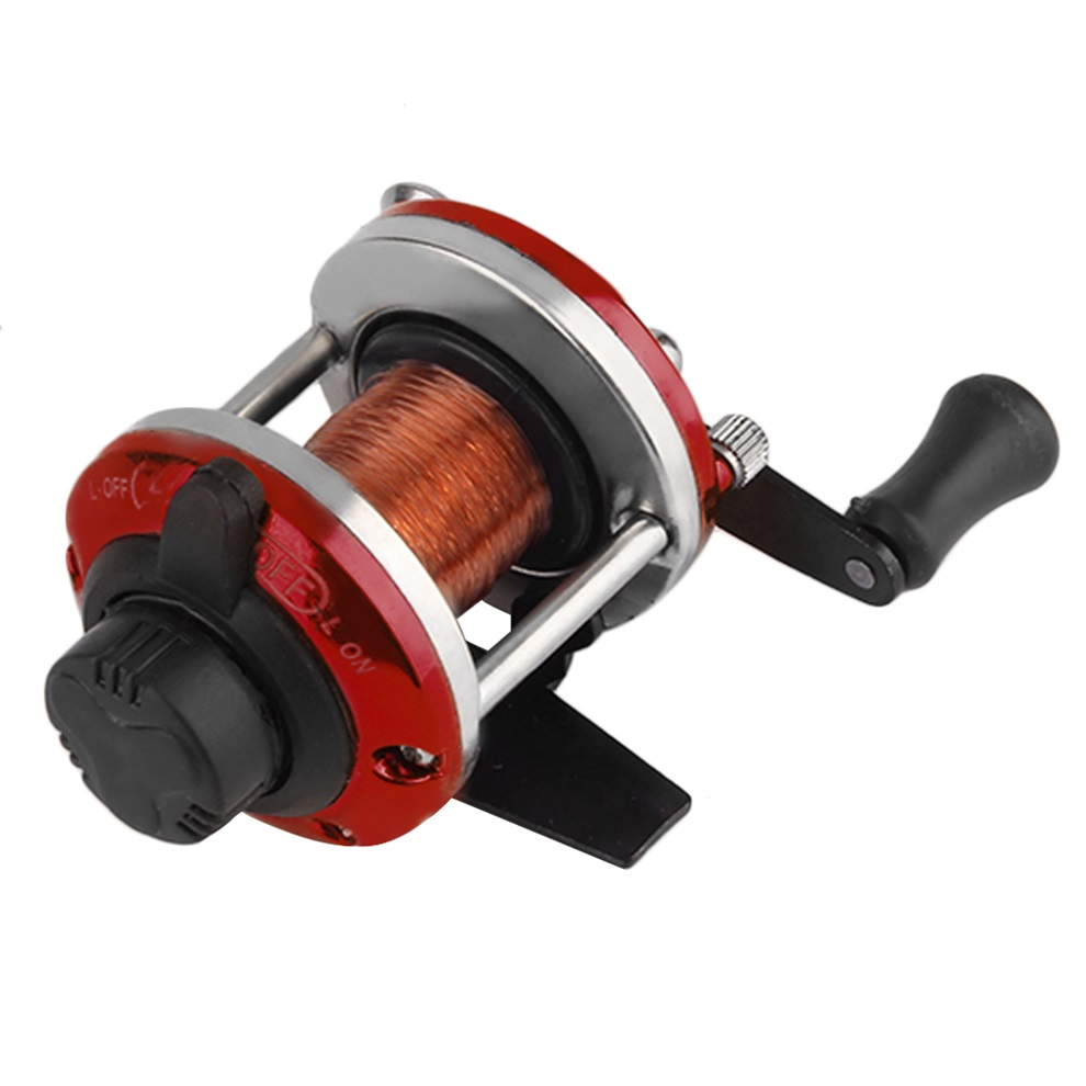 Right Handed Reel Round Baitcasting Fishing Reel Saltwater ...